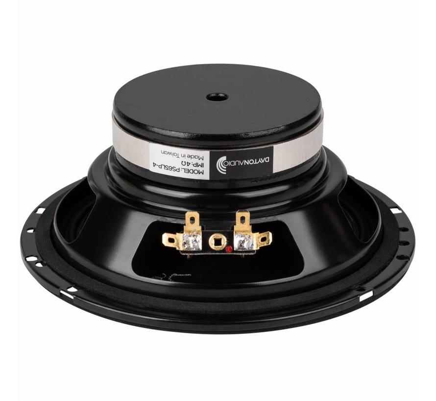 "PS65LP-4 6-1/2"" Ultra Efficient Low Profile Full-Range Driver 4 Ohm"