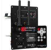 Dayton Audio WF60PA 60W Class D Full Range 2.1 Plate Amplifier with Wi-Fi and Bluetooth 4.0 aptX