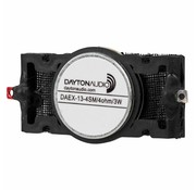 Dayton Audio DAEX-13-4SM Skinny Mini Exciter Audio and Haptic Feedback