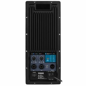 Dayton Audio PMA800DSP 2-Way Plate Amplifier 800W 2-Channel with DSP and Bluetooth