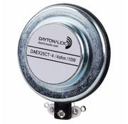 Dayton Audio DAEX25CT-4 Coin Type Exciter