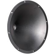 "Dayton Audio H08RW 8"" Round Waveguide 1-3/8""-18 TPI"