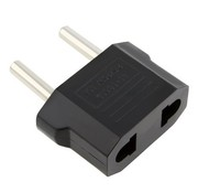Universal USA to Europe Plug Adapter