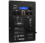 Dayton Audio SPA250DSP Subwoofer Plate Amplifier with DSP
