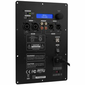 Dayton Audio SPA500DSP 500W Subwoofer Plate Amplier with DSP