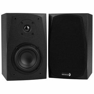"""Dayton Audio MK402 4"""" 2-Way Bookshelf Speakers"""