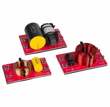 Dayton Audio Low Pass Speaker Crossover 12 dB/Octave, 4 Ohm