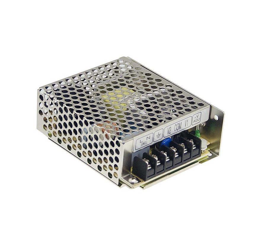 RS-35-15 15VDC 2.4A 35W Regulated Switching Power Supply