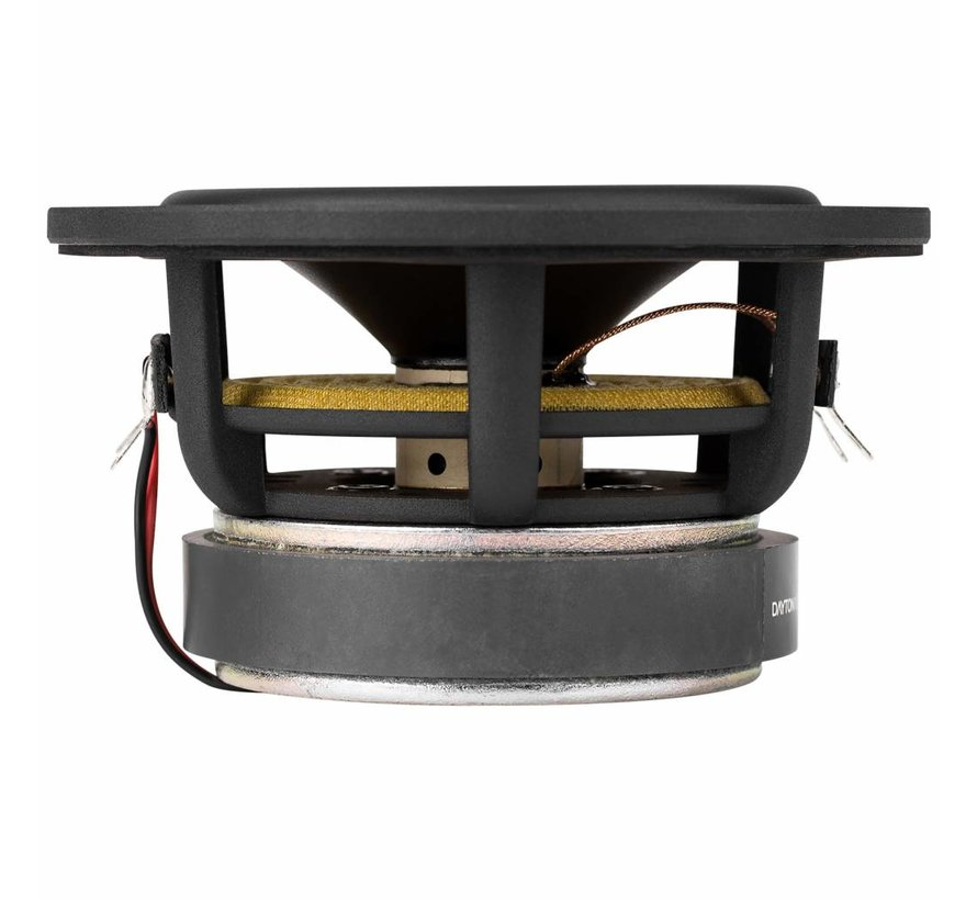 """CX120-8 4"""" Coaxial Driver with 3/4"""" Silk Dome Tweeter 8 Ohm"""