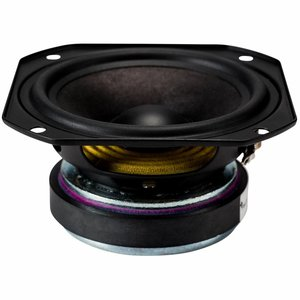 """Peerless by Tymphany TC8FD00-04 3"""" Full Range Paper Cone Woofer"""