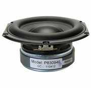 """Peerless by Tymphany SLS-P830946 6-1/2"""" Paper Cone Woofer"""