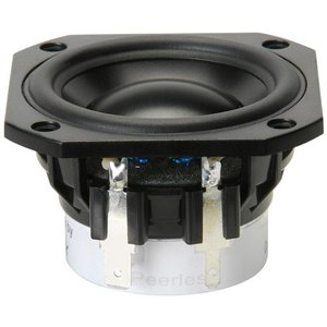 "Peerless by Tymphany PLS-P830983 2"" Full Range Woofer"