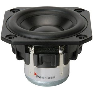 "Peerless by Tymphany PLS-P830984 2-1/2"" Full Range Woofer"