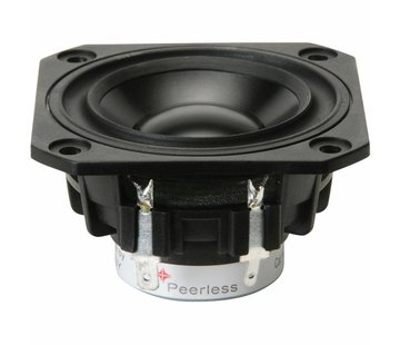 "Peerless by Tymphany PLS-P830985 2-1/2"" Full Range Woofer"