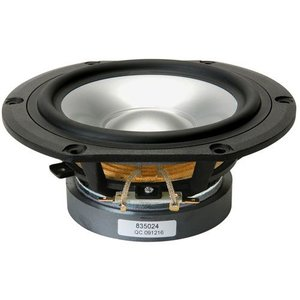 """Peerless by Tymphany HDS-P835024 5-1/4"""" Aluminum Cone HDS Woofer"""