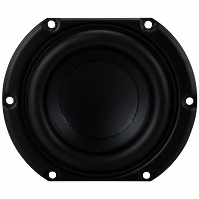 """Peerless by Tymphany SDS-P830855 4"""" Woofer Treated Paper SDS Woofer"""