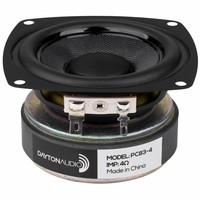 "Dayton Audio PC83-4 3"" Full-Range Poly Cone Driver"