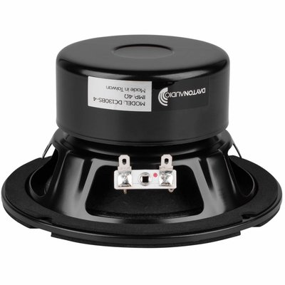 """Dayton Audio DC130BS-8 5-1/4"""" Classic Shielded Woofer"""