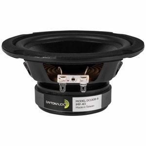 "Dayton Audio DC130B-4 5-1/4"" Classic Woofer Speaker"