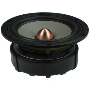 "Seas Excel W12CY/001 - E0021-08S 4.5"" Magnesium Cone Woofer"