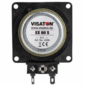 Visaton EX-60-S Electro Dynamical Exciter