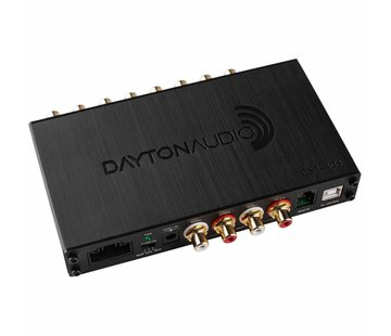 Dayton Audio DSP-408 | 4x8 channels | Car & Home audio