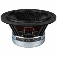 "Dayton Audio Epique E160CF-8 5-1/4"" Carbon Fiber Cone Neodymium Driver"