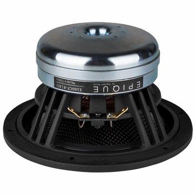 "Dayton Audio Epique E160CF-8 5-1/4"" Carbon Fiber Cone Neodymium Driver 8 Ohm"