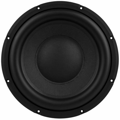 "Peerless by Tymphany SDF-250F75PR01-06 10"" Paper Cone Subwoofer"