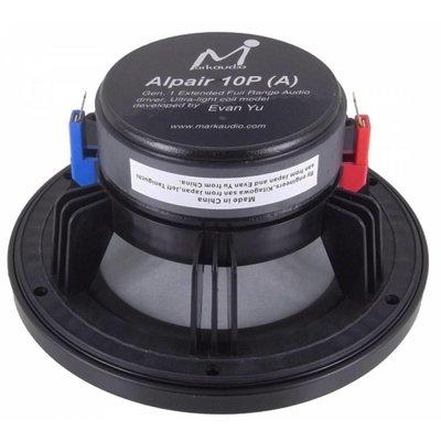 """Markaudio Alpair-10P Paper Cone 6"""" Full Range Woofer"""