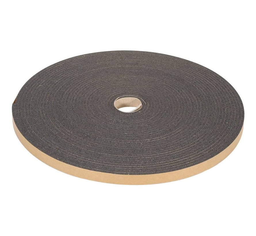 Universal foam sealing tape | 3 x 13 mm | 15 m