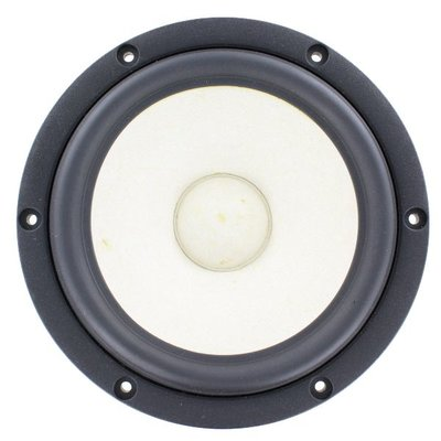 SB Acoustics Satori MW16PNW-4 White Egyptian Reed Cone Woofer
