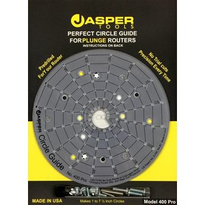Jasper Tools Model-400 Pro Circle Guide