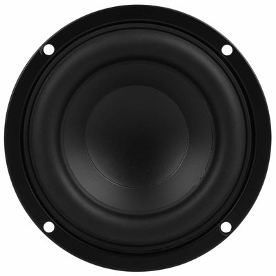 "Dayton Audio TCP115-4 4"" Treated Paper Cone Woofer"