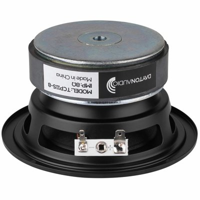 """Dayton Audio TCP115-8 4"""" Treated Paper Cone Woofer"""