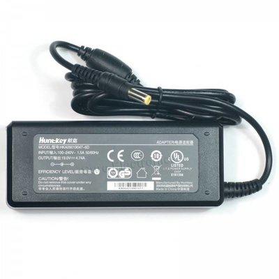 Huntkey 19V 4.74A 90W AC/DC Power Adapter