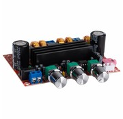Class D 2.1 Amplifier Board with Volume Controls - TPA3116D2