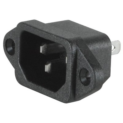 IEC AC Power Jack Chassis Mount