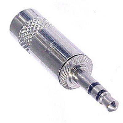 Neutrik Rean NYS231 3.5mm Stereo Plug Nickel