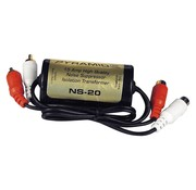 Pyramid NS20 15 Amp Noise Suppressor RCA Male to RCA Female