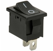SPST Miniature Rocker Switch