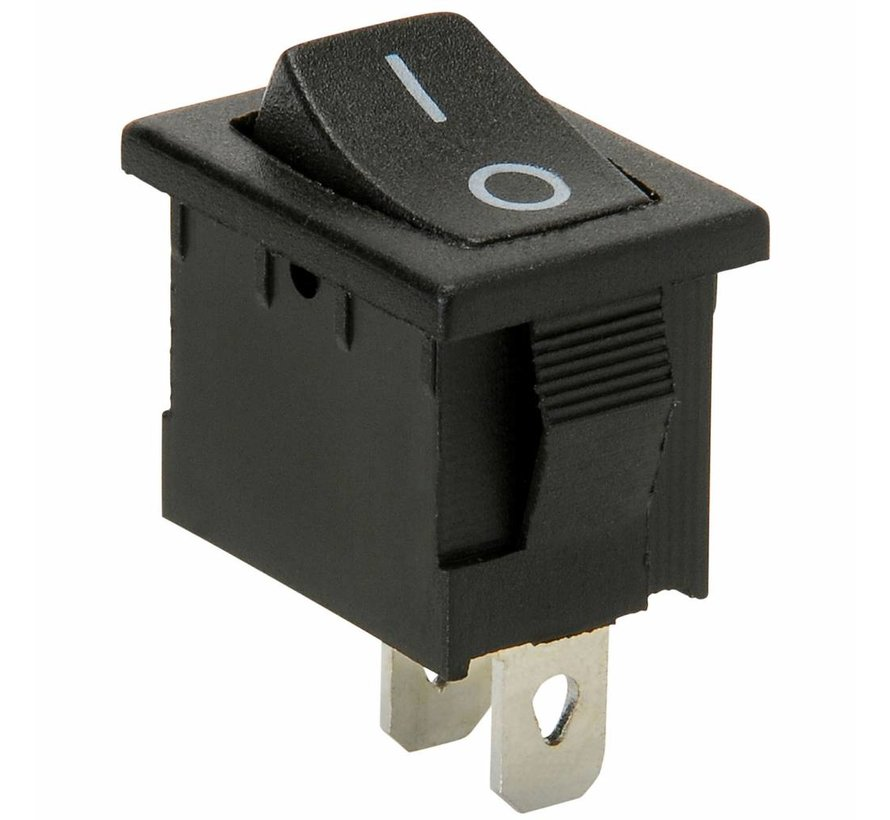 SPST Miniature Rocker Switch