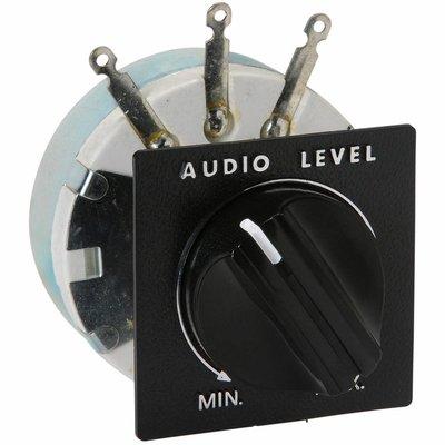 """Speaker L-Pad Attenuator 100W Mono 1"""" Shaft 8 Ohm"""