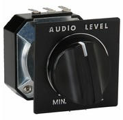 "Speaker L-Pad Attenuator 50W Mono 1"" Shaft 8 Ohm"