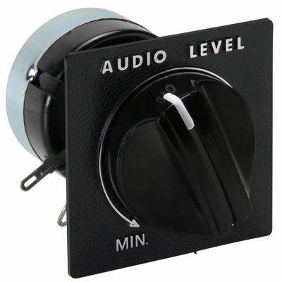 """Speaker L-Pad Attenuator 15W Mono 1"""" Shaft 8 Ohm"""
