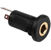 3.5mm Stereo Gold Plated Snap-In Jack