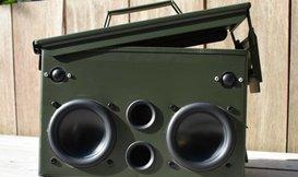 #17 DIY Projekt: Ammo Can Lautsprecher