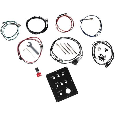 Dayton Audio KAB-PMV3 Panel Mount for KAB-v3 Boards with Function, LED, and Installation Kit