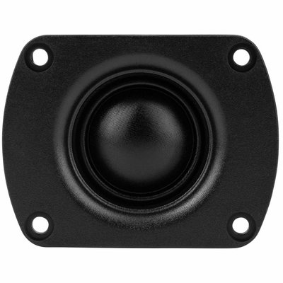 "Peerless by Tymphany D26NC56-06 1"" Fabric Dome Tweeter"