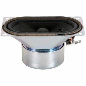 "Dayton Audio CE70-40P-8 1-5/8"" x 2-3/4"" Full Range Driver"